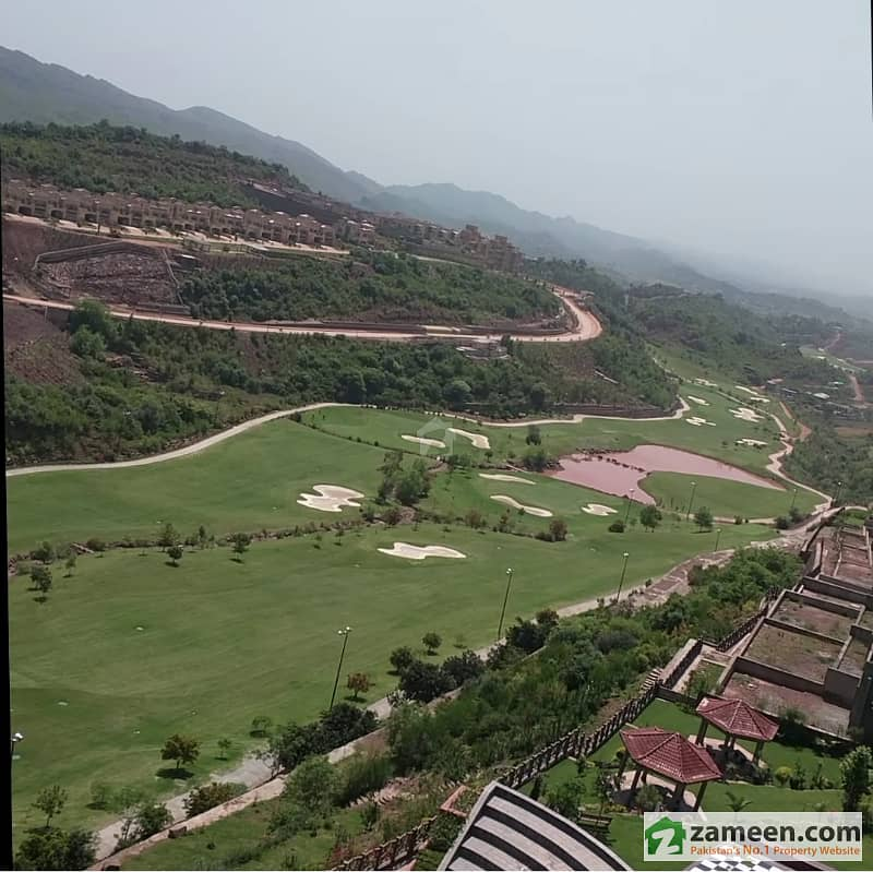 New City Islamabad: 2 Bed Golf Course View Apartment In Bahria Golf City
