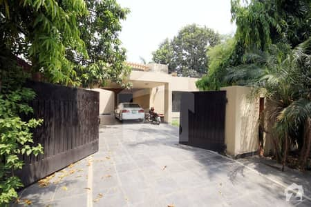 Kanal SelfConstructed Home Sarwar Road Cantt Lahore