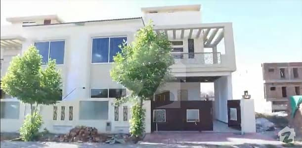 10 Marla Double Storey House Is Available For Sale In Sector A Bahria Enclave