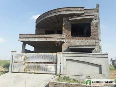 Double Storey Structure House Is Available For Sale