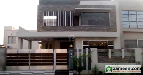 Awesome 10 Marla House In Bahria Town