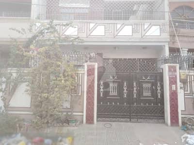 نارتھ کراچی ۔ سیکٹر 10 نارتھ کراچی کراچی میں 4 کمروں کا 5 مرلہ مکان 2.1 کروڑ میں برائے فروخت۔