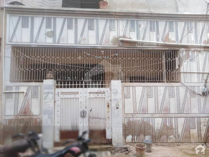 Double Storey House Available For Sale In North Karachi - Sector 7-D3