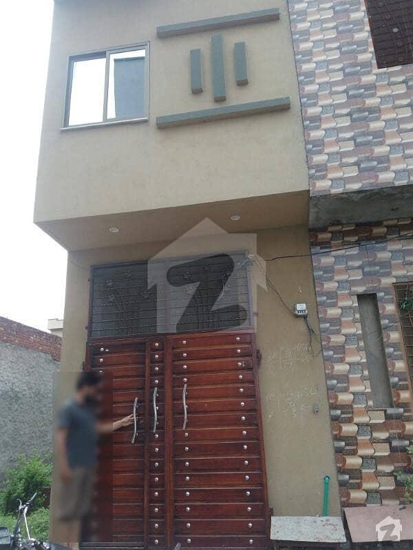 غوث گارڈن - فیز 3 غوث گارڈن لاہور میں 3 کمروں کا 2 مرلہ مکان 32 لاکھ میں برائے فروخت۔