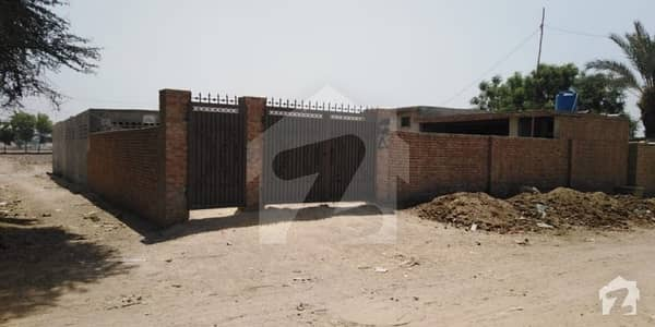 1 Kanal Farm House Is Available For Sale At Good Location