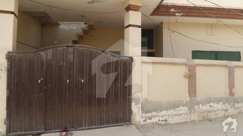 5 Marla Single Storey House In Arif Colony Bahawalpur