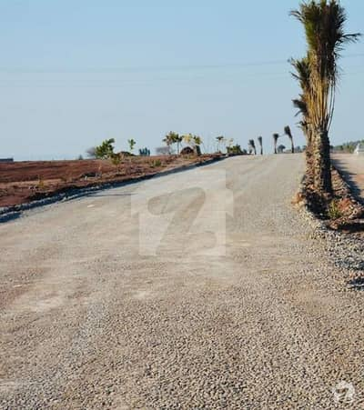 5 Marla Residential Plot Available Near New Islamabad Airport