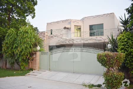 One Kanal Beautiful Bungalow At Good Location Available For Rent