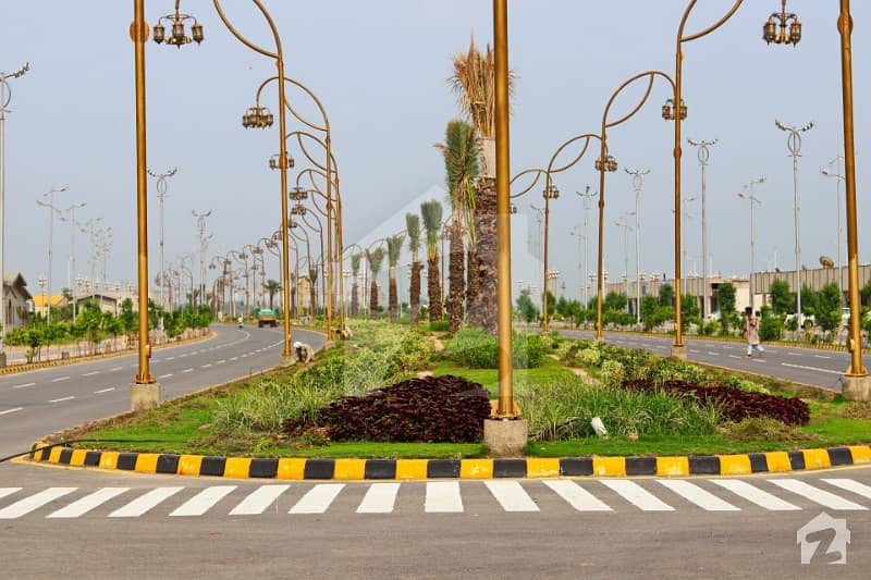 Commercial Plot Is Available For Sale - A Block