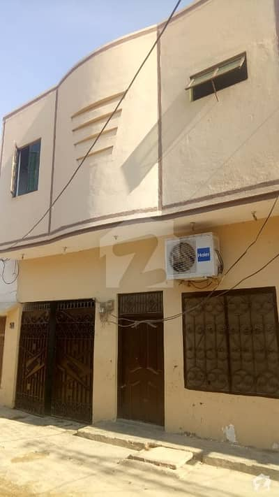 5 Marla Double Storey House Is Available For Sale Main City Okara