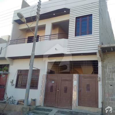 120 Sq Yard Double Storey House For Sale In Scheme 33