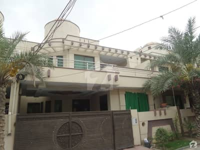 Double Storey Beautiful House For Sale At Royal Palm Villas 24L Road Okara