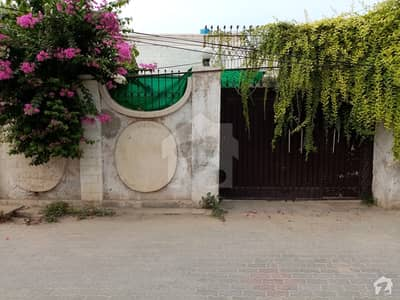 Single Storey Beautiful House For Sale At Mehar Colony Okara