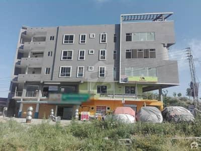 نیشنل پولیس فاؤنڈیشن اسلام آباد میں 2 کمروں کا 3 مرلہ فلیٹ 32 لاکھ میں برائے فروخت۔
