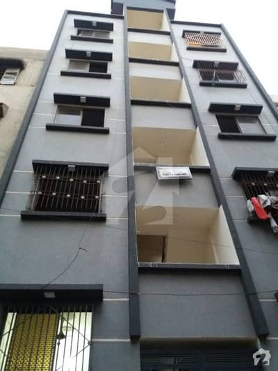 Liaquatabad Block 5 Flat For Sale Near Shish Mehal