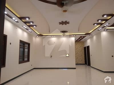 Brand New 400 Sq Yards Ground + 1 House For Sale At Block 3 Vip Location