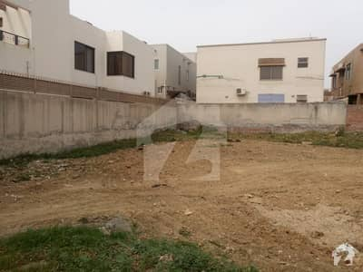 1 KANAL PLOT FOR SALE BLOCK D NEAR HOUSES IDEAL LOCATION