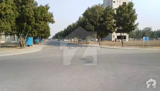 8 Marla Main Boulevard Commercial Plot For Sale Eiffel Town Location