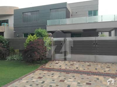 Kanal Bungalow Available For Rent In Dha Phase 6 K Block