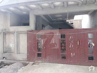 5 Marla Single Story House For Sell Faisal Colony Near I14