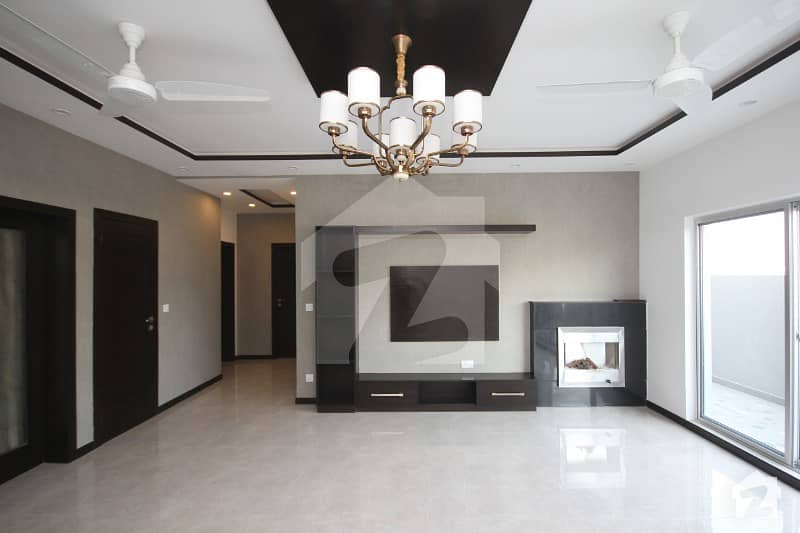 Modern Design 10 Marla Brand New Magnificent Bungalow For Rent