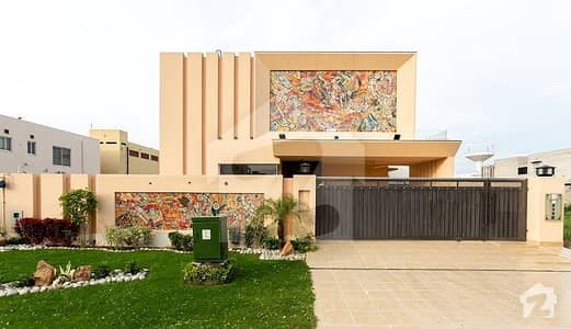 1 Kanal Bungalow For Sale In Dha Phase 6 B Block Lahore