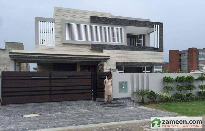 REAL ADD  Unique And Stylish 1 Kanal House In Bahria Town