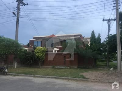 2 Kanal Corner Owner Built Cheapest Price Used Bungalow Is Up For Sale On 80 Feet Road