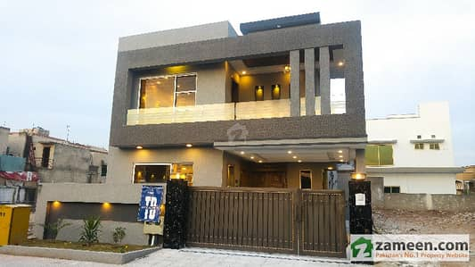 Newly Build Awesome 10 Marla House For Sale In Bahria Town