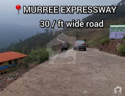 6 Marla Plot For Sale In Murree Expressway On Cash And Installments