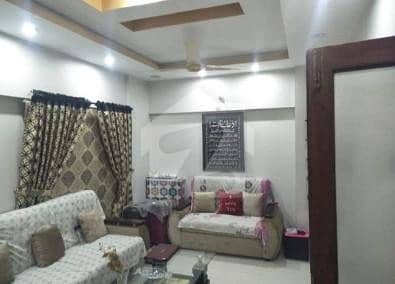 3 Bed D/D Flat Is Available For Sale In Shaes Residency  GulistanEJauhar Block 3A
