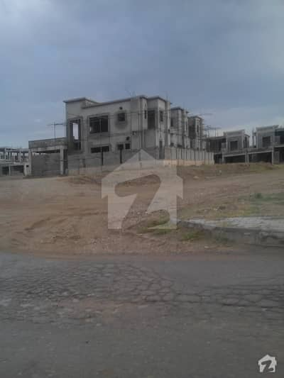 Corner Commercial 8 Marla Plot For Sale In Dha Valley