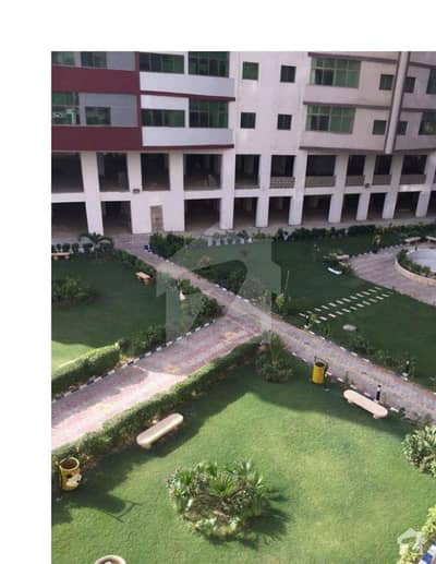 Luxury Flat For Sale - Sanober Twin Tower Karachi