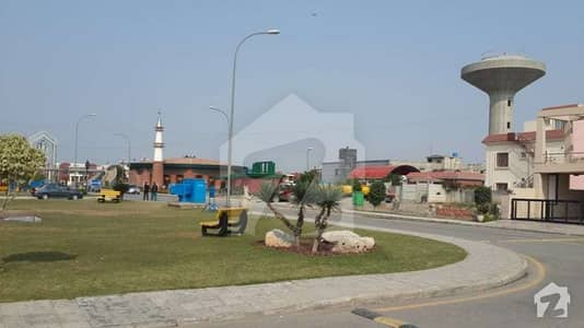 Ideal 10 Marla Plot For Sale In Ghazi Block Bahria Town Lahore