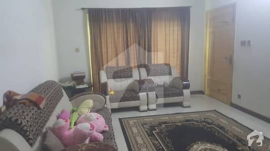 10 Marla Slightly Lower Portion Is For Rent In Wapda Town Housing Society Lahore Phase 1 E2 Block