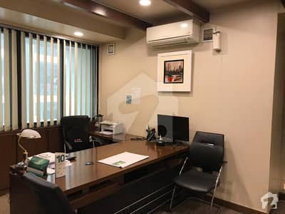 2000 Sq Ft Wonderful Furnished Office Space On Rent In Clifton Prime Project