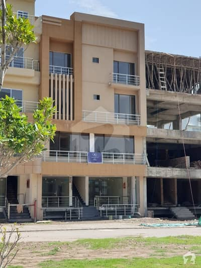 Bahria Enclave  Brand New Flat Is Available For Rent On Main 100 Ft