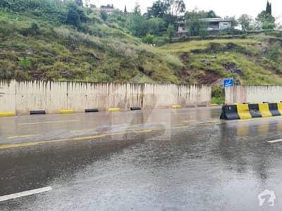 5 Marla Plot On Main Murree Expressway