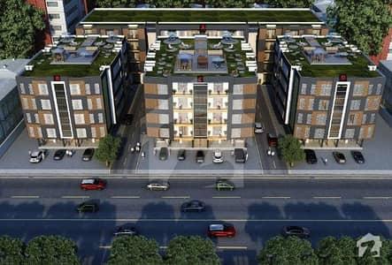 Paradise Apartment One Bedroom Flat For Sale Area 555 Sq Ft At Gajumat Ferozepur Road