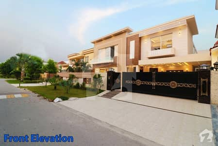 Richmoor Offer Spectacular Brand New House Is For  Sale In Phase 5 Dha Lahore
