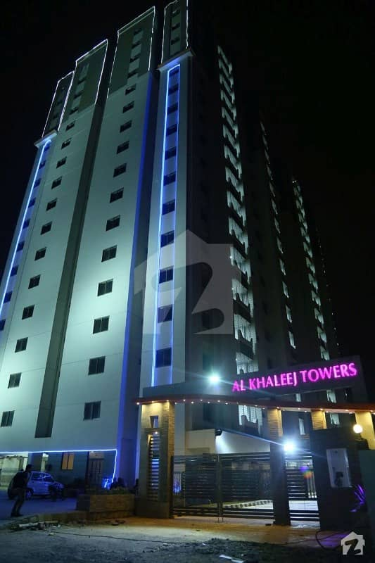 2 Beds Apartment For Rent In Al-Khaleej Towers