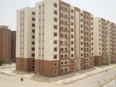 7th Floor West Open Flat For Sale In Askari 5 Malir Cantt