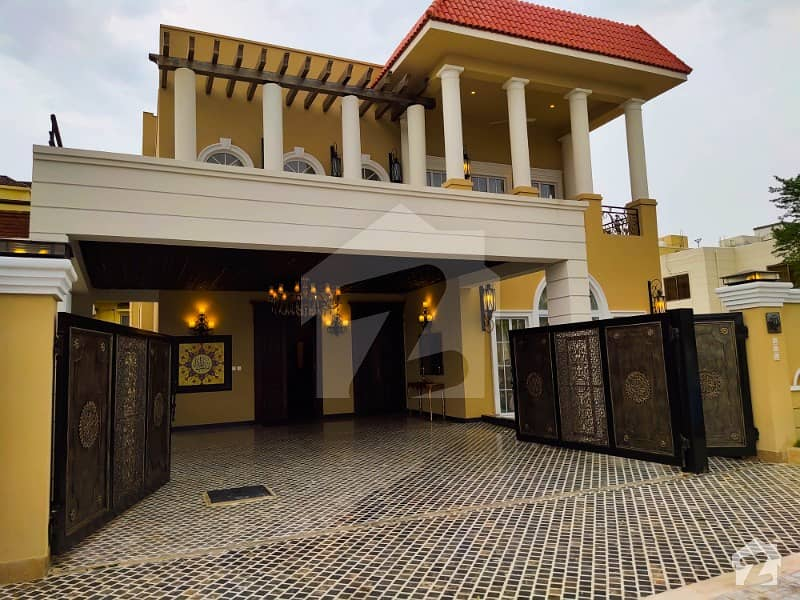 1 Kanal Sober House On Main Boulevard Fully Furnished House With Basement