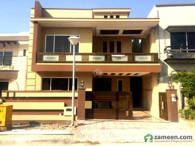 Awesome 11 Marla House In Bahria Town