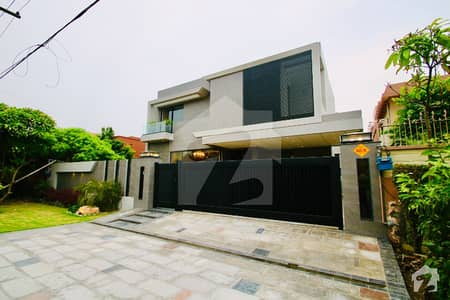 Leads Offer Kanal Full Basement Faisal Rasool Spanish Design Bungalow In The Central Location Of DHA
