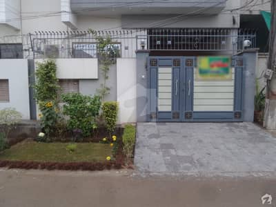 Double Storey Beautiful House For Sale At Jawad Avenue Okara