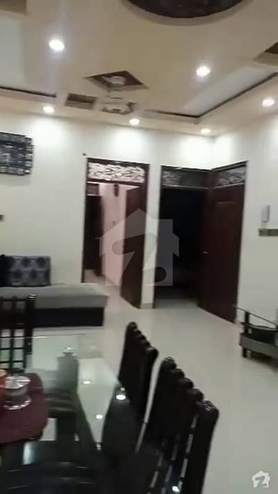Flat For Sale At Azizabad Block 2 Main Road,F. b Area