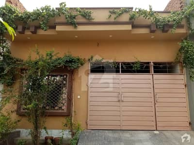 House Is Available For Sale In Khayaban-E-Manzoor Jarwala Road