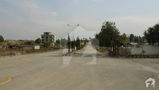 Plot Is Available For Sale In Gulshan-e-Sehat Block E