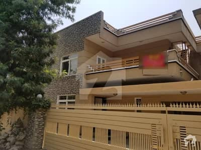 4 Bed House Is Available For Rent In F6